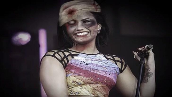 Demo-Lovato-Funny-Zombie