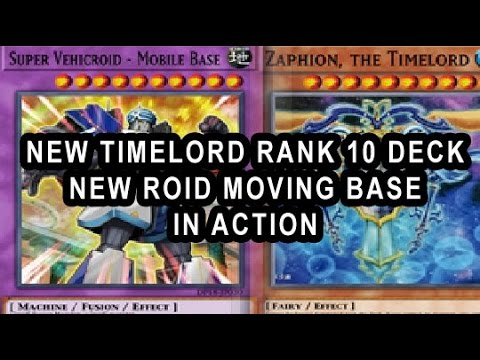 NEW-TIMELORD-RANK-10-DECK-IN-ACTION-NEW-ROID-MOVING-BASE-WIND-WITCH-IN-ACTION