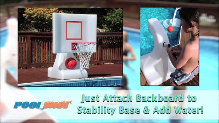 Pool-Shot-Water-Basketball-Action-Video