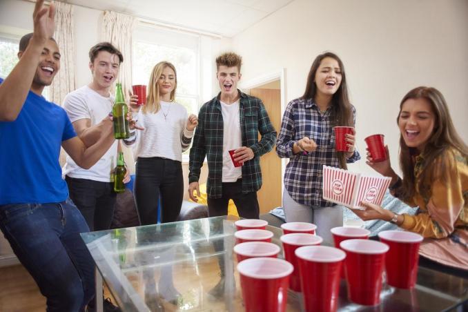 Graduation Party Games