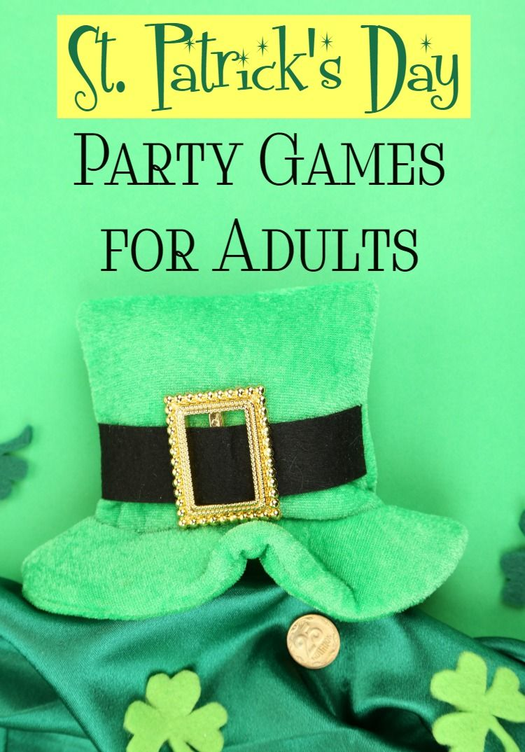 Top 15 Saint Patrick's Day Party Games