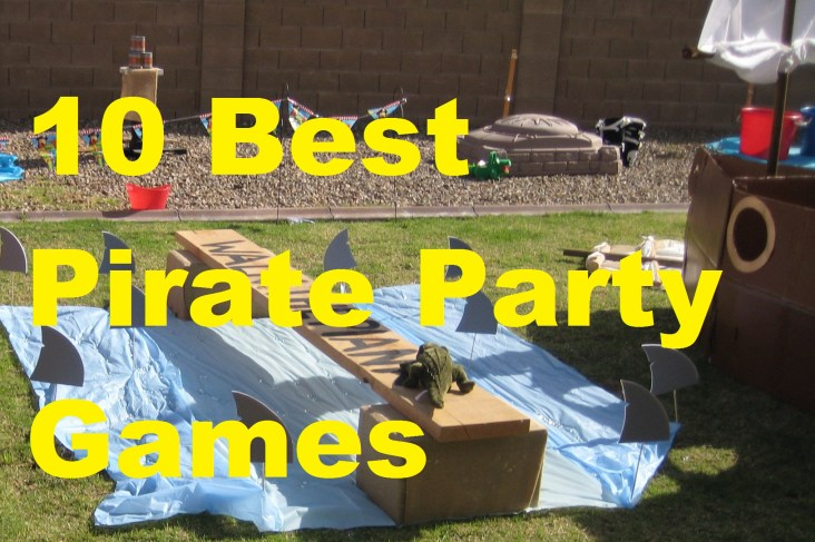 best pirate party music