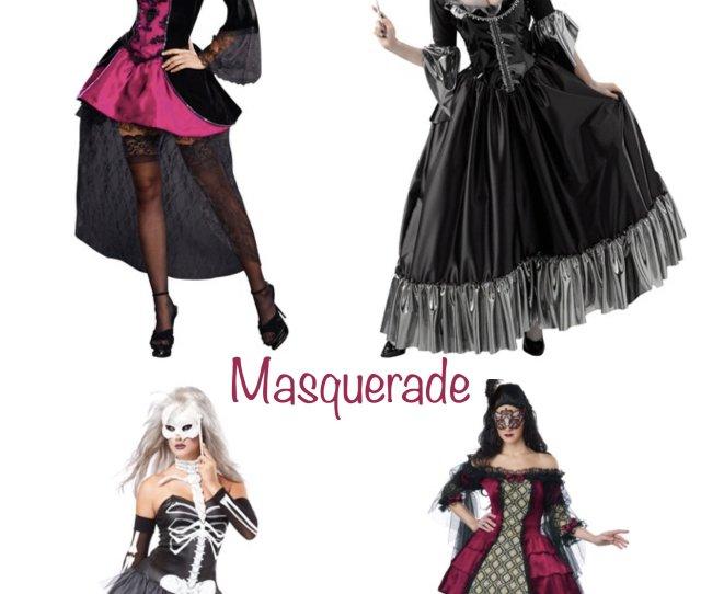Masquerade Costumes Mardi Gras Costumes Halloween Costumes