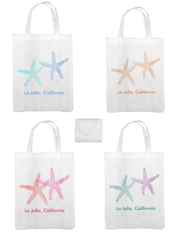 Lake Tahoe Wedding Welcome Bags