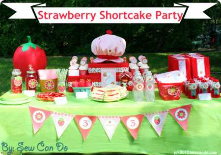 strawberry-party-ideas-pinata-shortcake-summer
