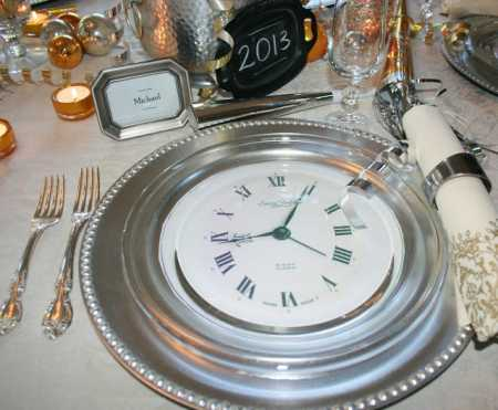 Last minute diy new year s eve plates party ideas - Last minute new year s eve party ideas ...