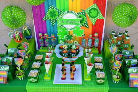 Share your St patricks day adult party idea that