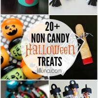 20 Non-Candy Treats for Halloween