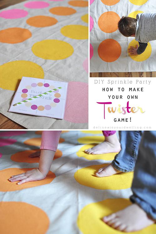 DIY-Twister-Game
