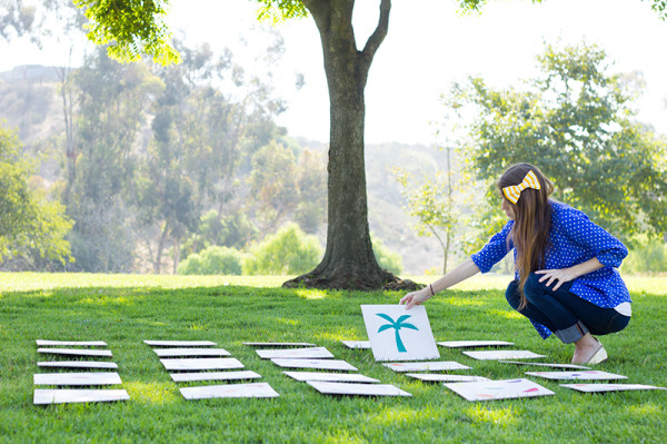 DIY-Giant-Lawn-Memory-Game-600x399