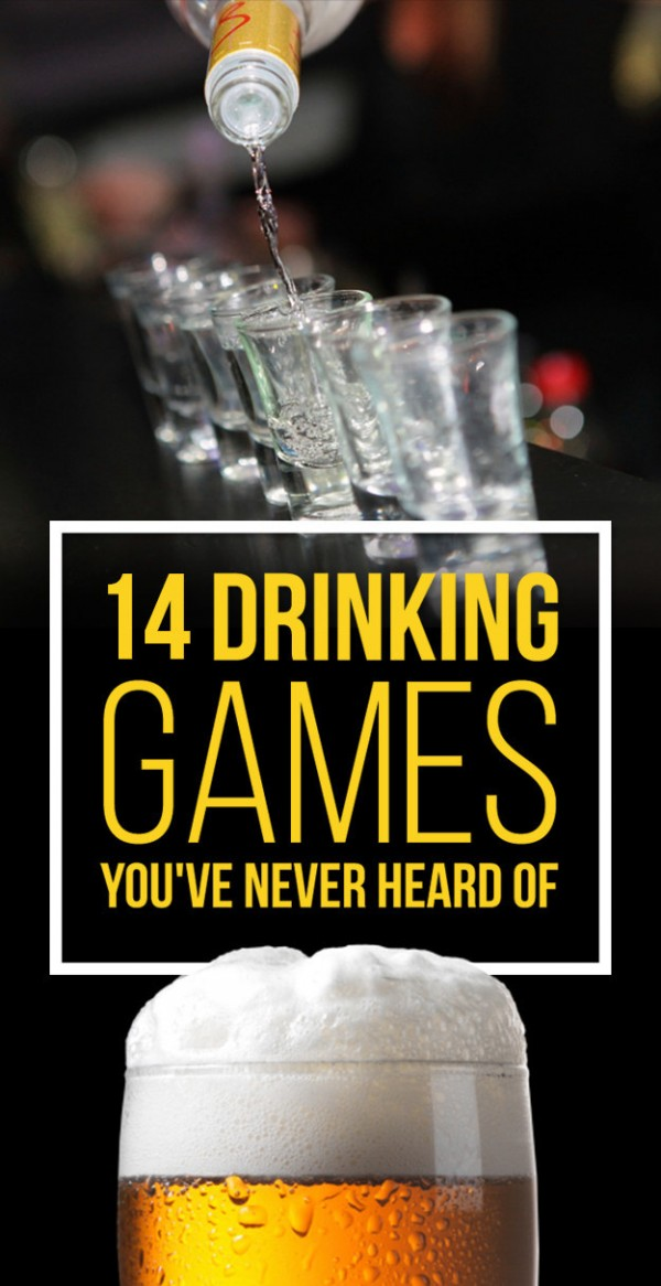 Adult drinking game party
