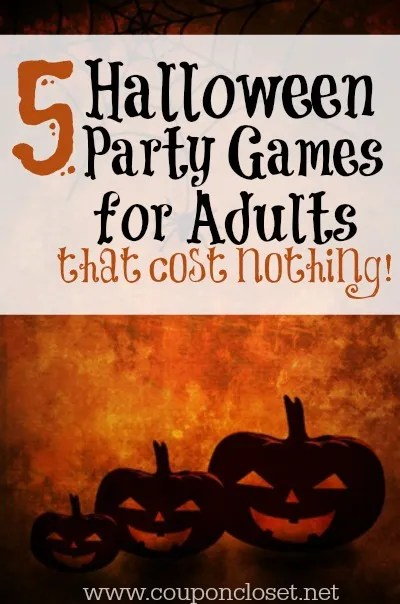 5 Halloween Party Games for Adults – Party Ideas