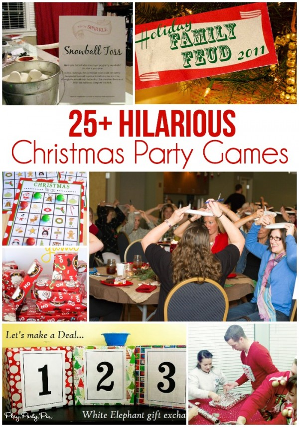 christmas party games 25 hilarious ideas 31174