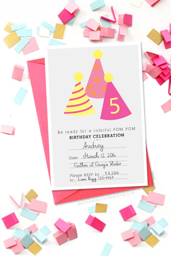 PomPom-Birthday-Party-Invitation