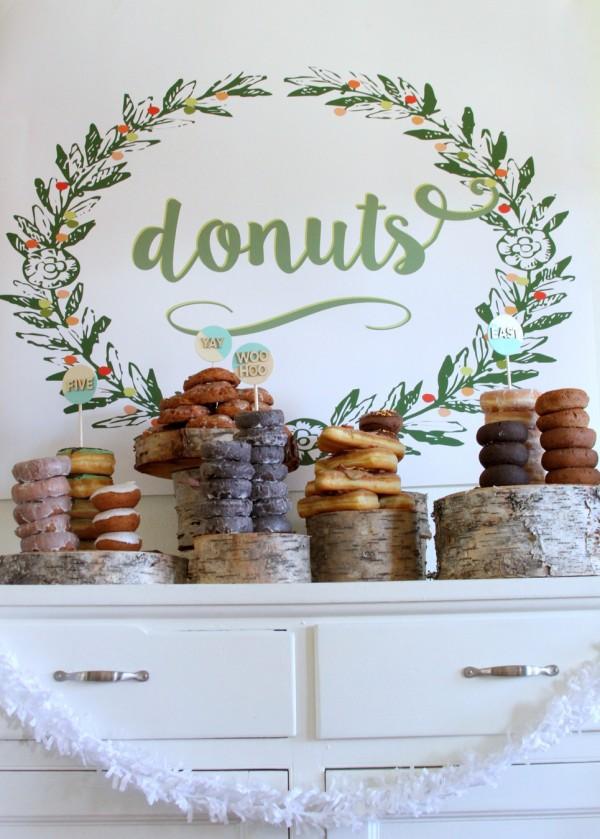 donut brunch