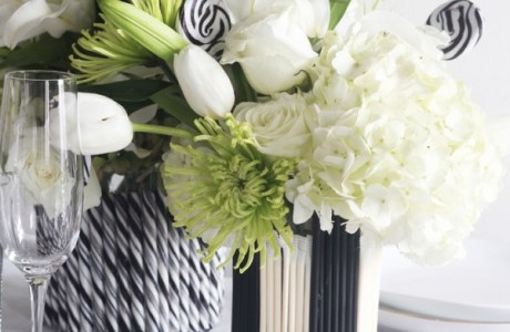 How To Use Candy To Make An Elegant Centrepiece