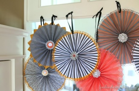Halloween Decorations – Paper Medallions