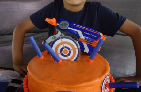 Nerf Party Ideas