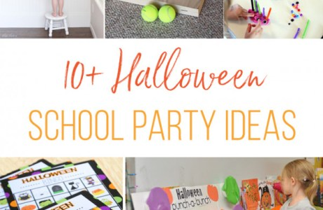 Classroom Halloween Party Ideas