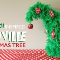 DIY Whoville Christmas Tree