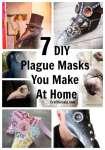 7 DIY Plague Masks You Make At Home For Halloween