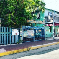 key west restaurant blue heaven
