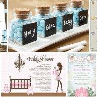 Spring Fresh Baby Shower designs