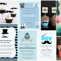 Hipster Party Ideas & Invitations