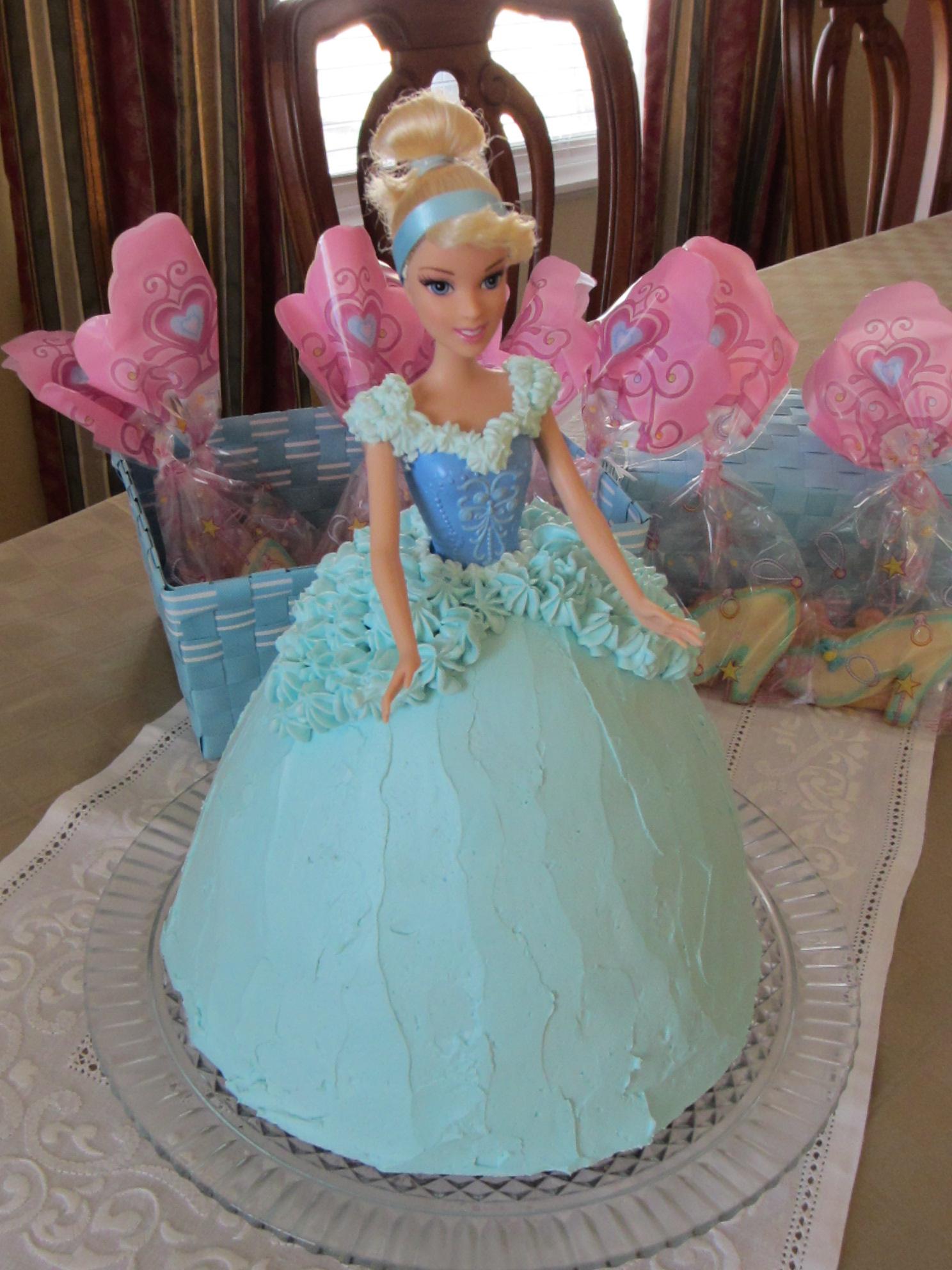 A Cinderella Birthday