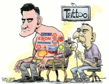 The Oil Candidate