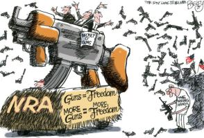 The Freedom to Get Shot