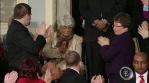 102 year old voter Desiline Victor
