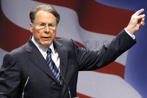 Wayne LaPierre: This man does not speak for the majority of us
