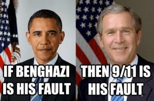 Obama Bush terrorism