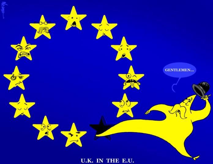 UK in the EU