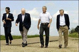 Bush Administration on Trial