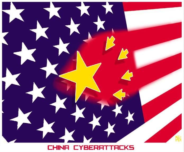 China cyber attacks
