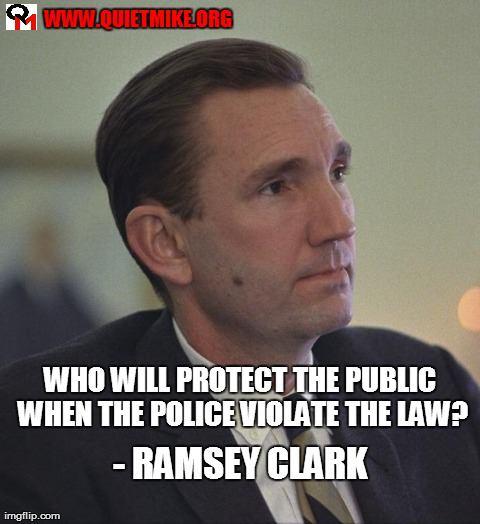 ramsey clark quote