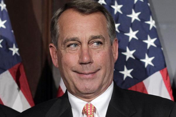 John Boehner, Obamacare