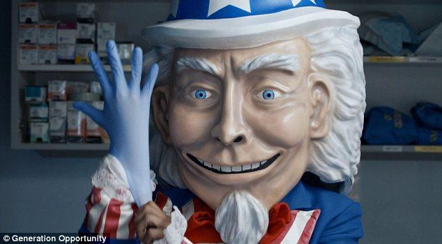 afraid of obamacare