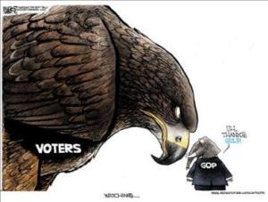 Tea Party Apocalypse Republican Opposition