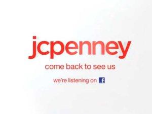 Bob Blatchford, JCPenny ad