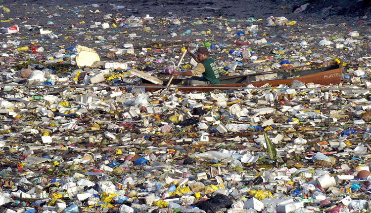Ocean Pollution, Pacific Garbage Patch