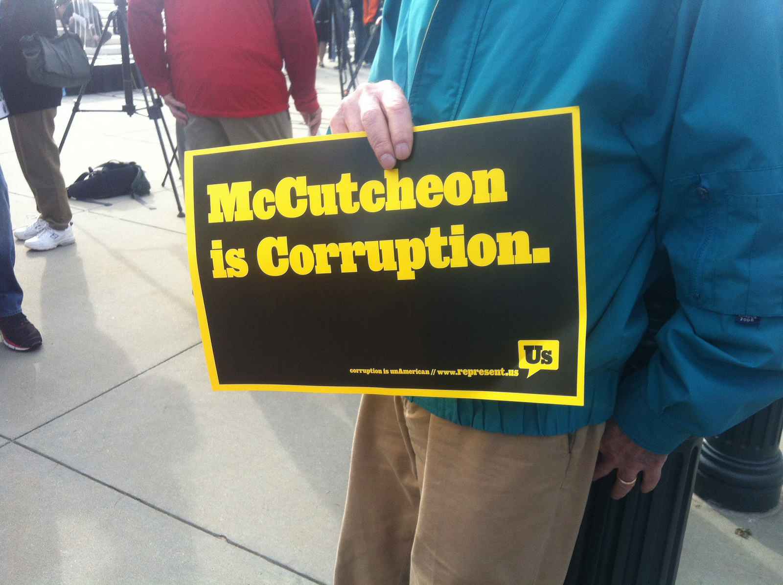 McCutcheon corruption