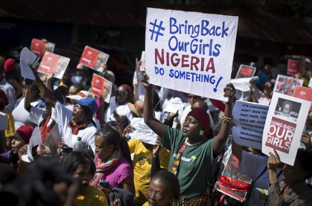 nigeria, kidnapped girls