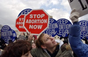 abortion, abortion protests