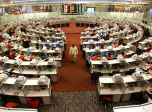 Hong Kong's Stock Exchange