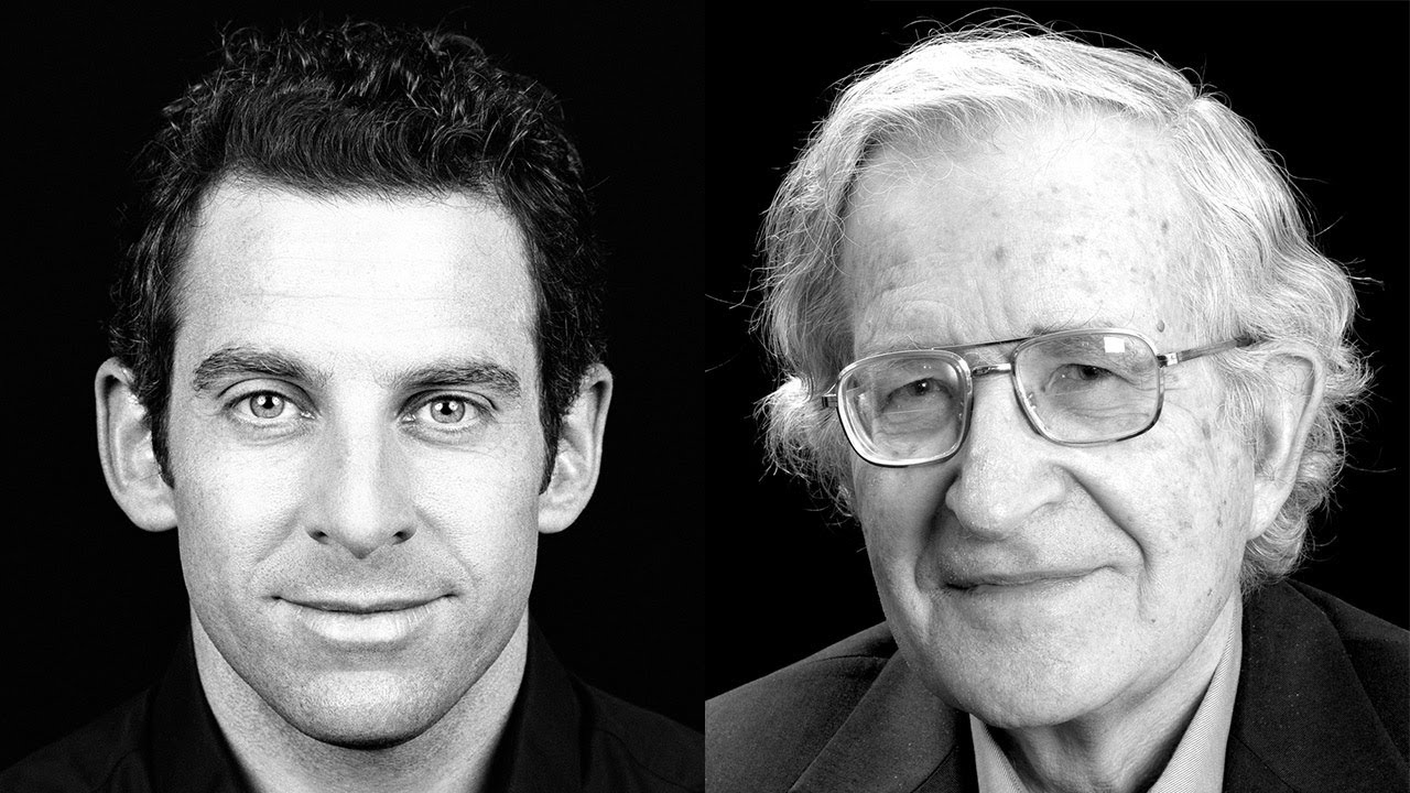 Harris vs Chomsky