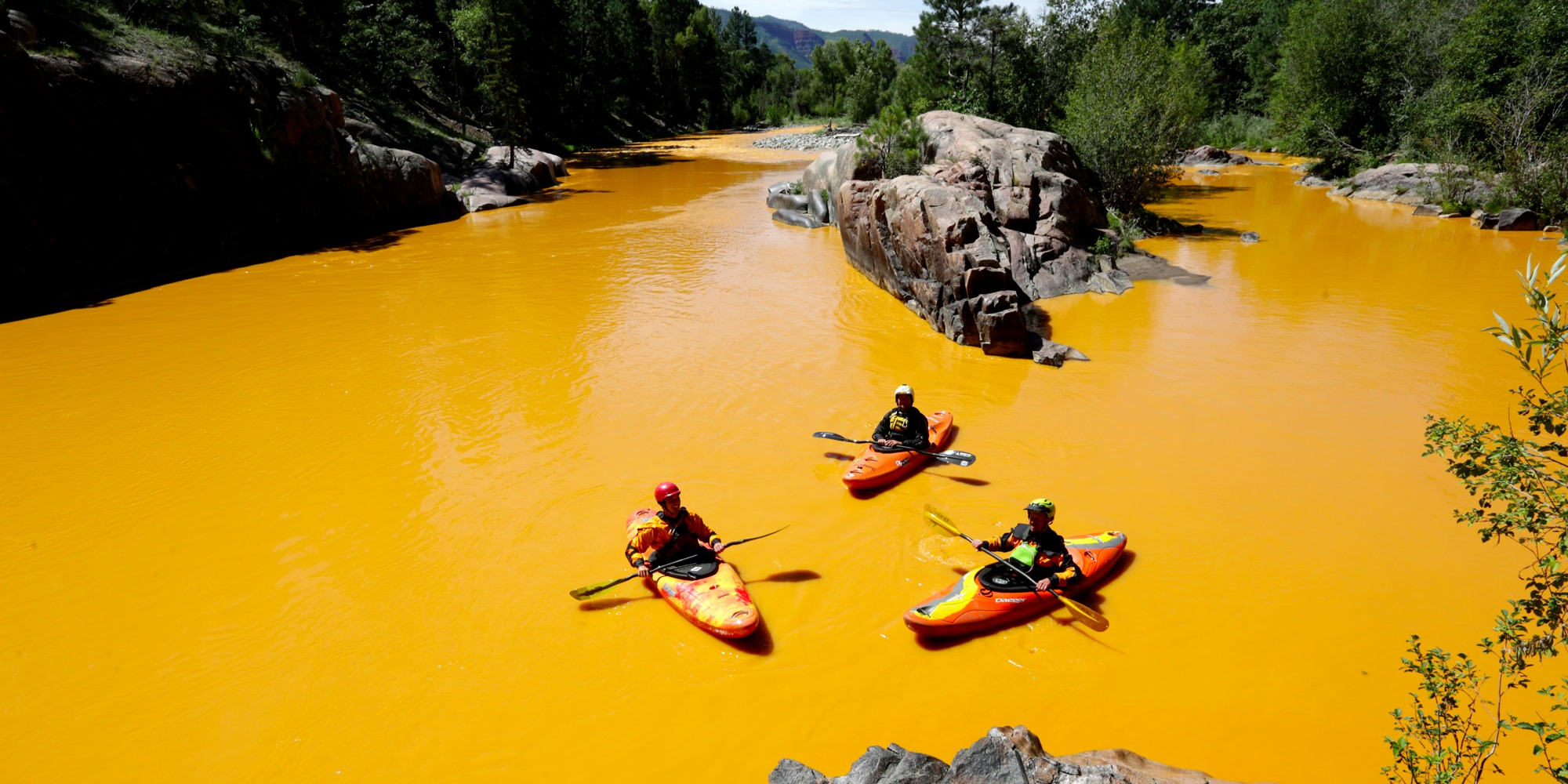 colorado spill