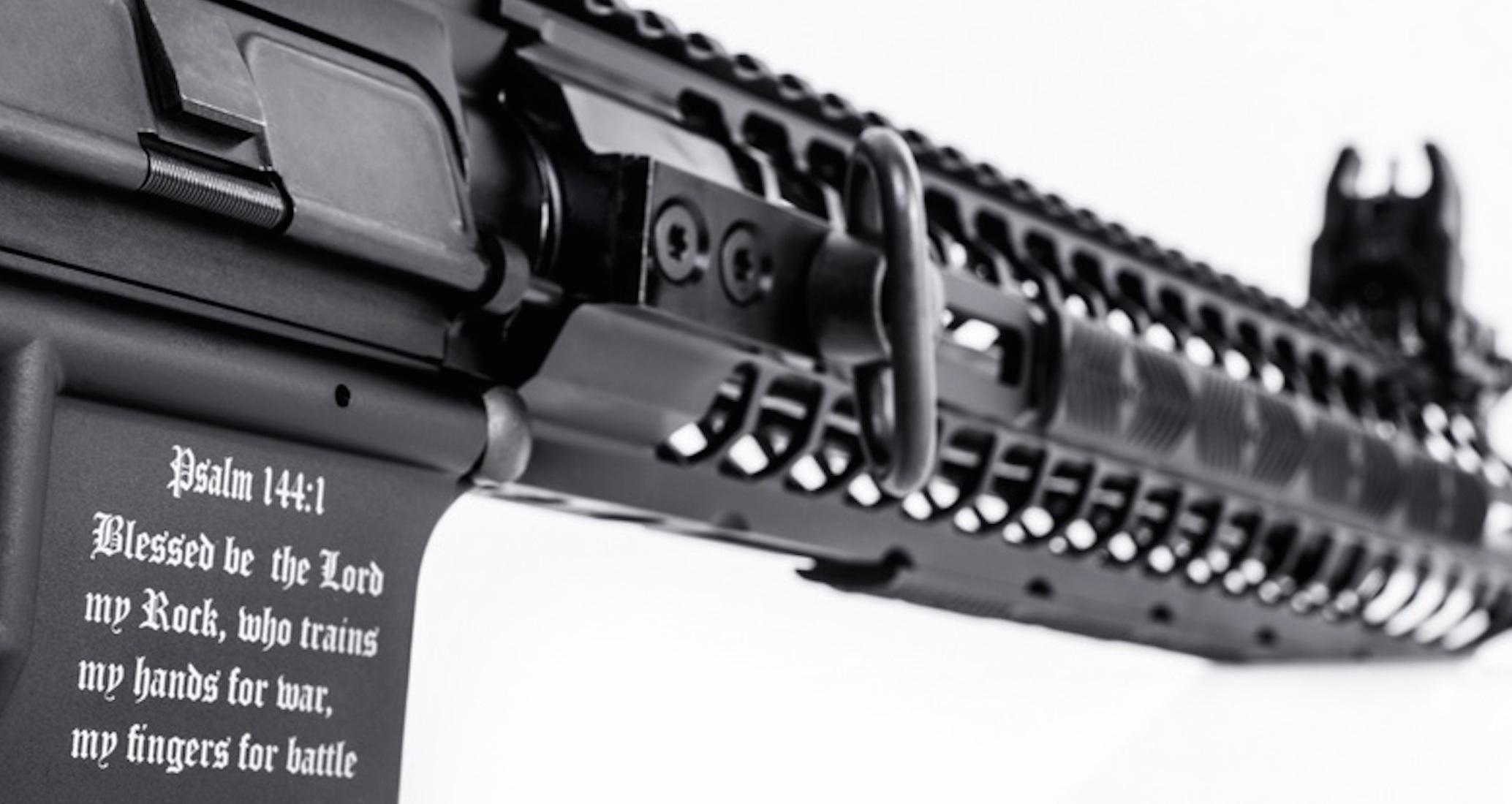 America's Gun Religion